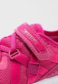 Kappa - SOMMAR  - Sportschoenen - pink/white - 2