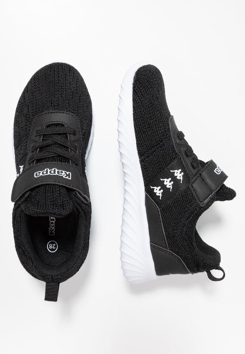 Kappa - MODUS II  - Gym- & träningskor - black/white