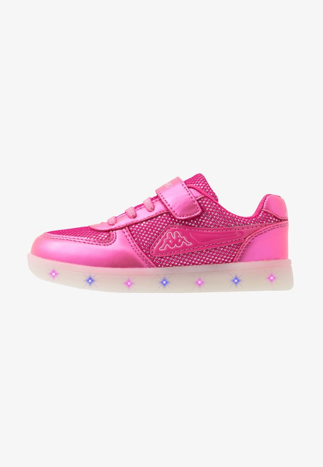 FORA - Sports shoes - pink/silver