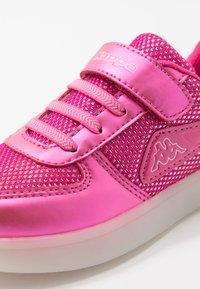 Kappa - FORA - Sportschoenen - pink/silver - 5