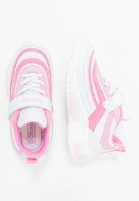 Kappa - SQUINCE  - Scarpe da fitness - white/rosé - 0