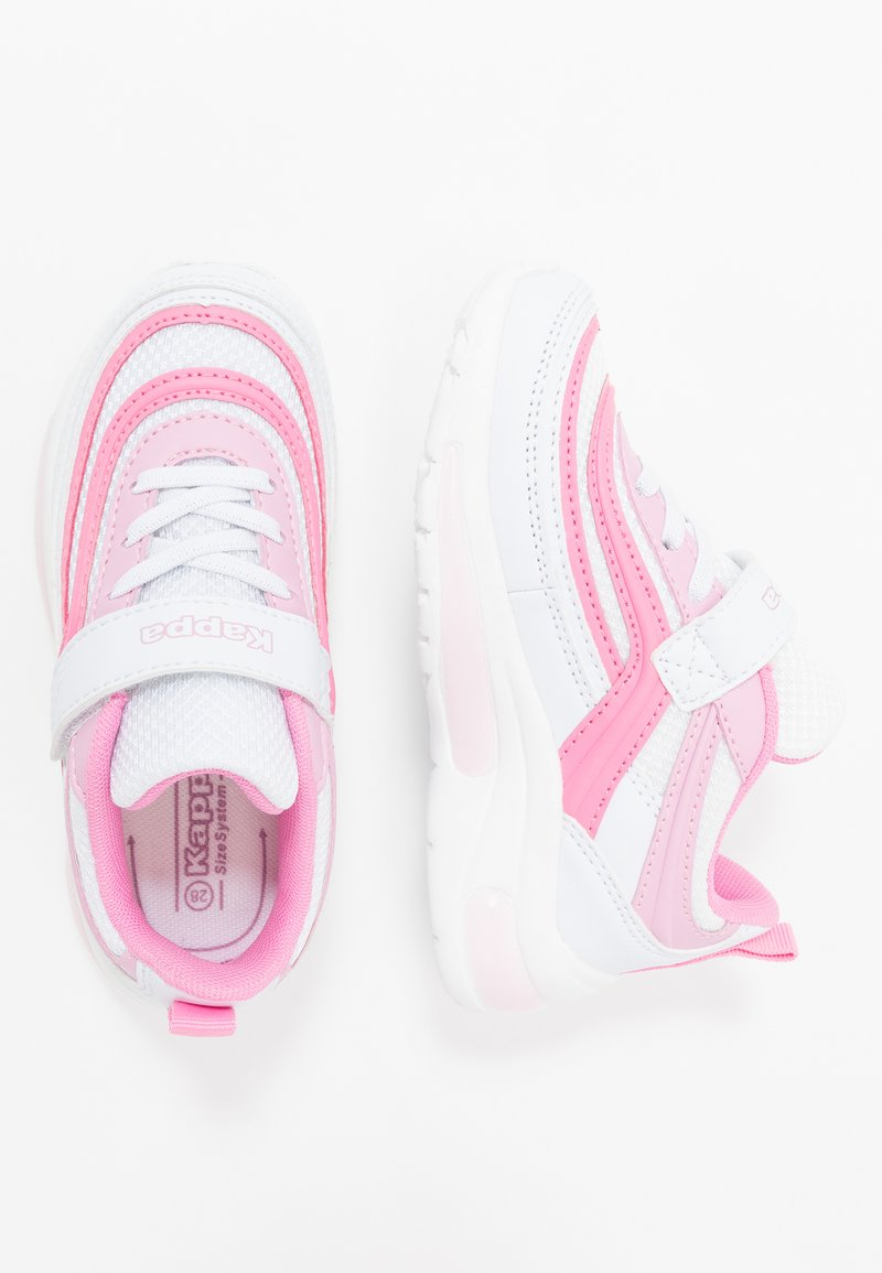 Kappa - SQUINCE  - Scarpe da fitness - white/rosé