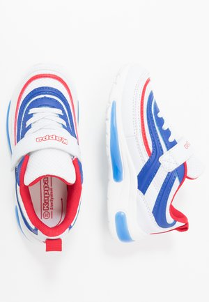 SQUINCE  - Obuwie treningowe - white/blue