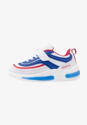 SQUINCE  - Scarpe da fitness - white/blue
