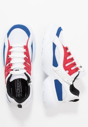OVERTON  - Sports shoes - white/red