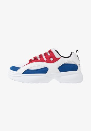 OVERTON  - Sportschoenen - white/red