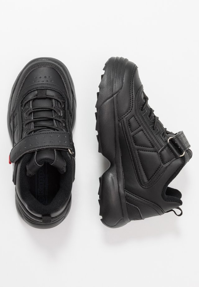 RAVE - Sports shoes - black