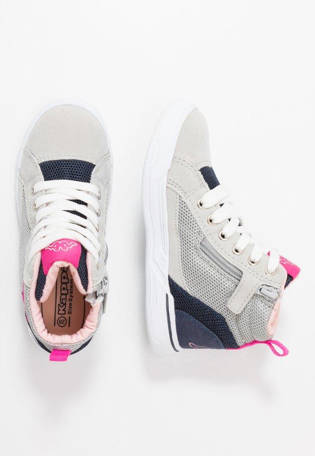 KELDON  - Sports shoes - grey/pink
