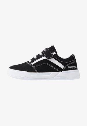 CHOSE SUN - Sports shoes - black/white