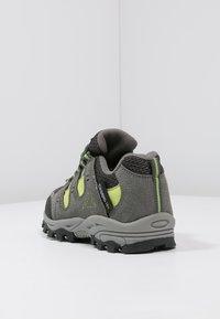 Kappa - STORM TEX - Trekingové boty - anthra/lime - 1