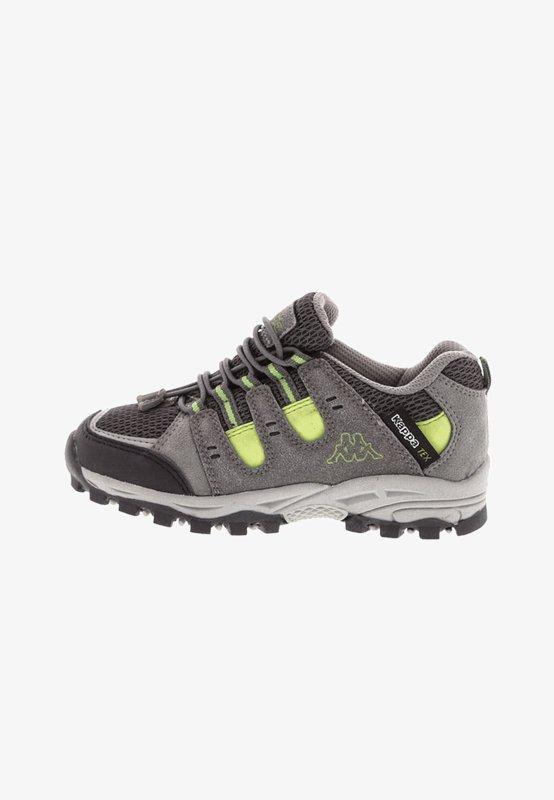 STORM TEX - Hiking shoes - anthra/lime