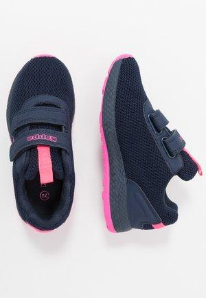 RESULT II FOOTWEAR KIDS - Scarpe da fitness - navy/pink