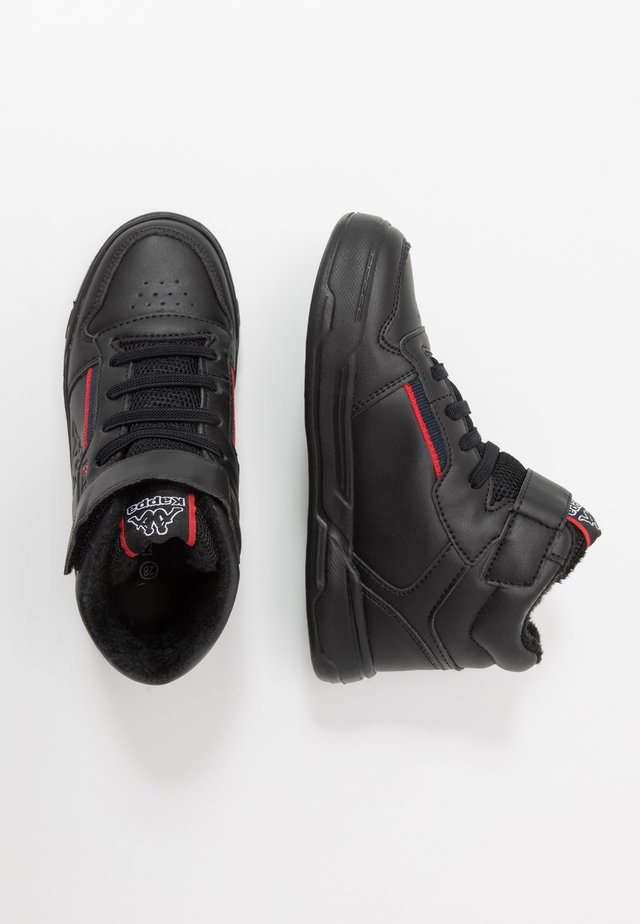 MANGAN II ICE - Sports shoes - black/red