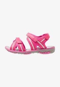 pink/white