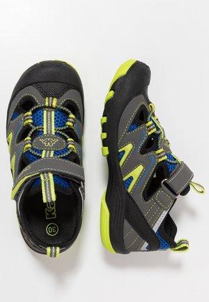 REMINDER - Scarpa da hiking - grey/lime
