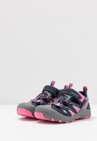Kappa - REMINDER - Hiking shoes - grey/flamingo - 3