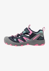 Kappa - REMINDER - Hiking shoes - grey/flamingo - 1