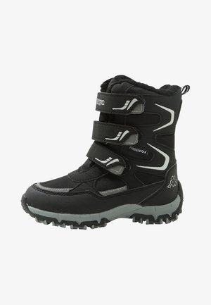 GREAT TEX  - Zimní obuv - black/silver
