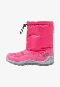 Kappa - WEAM TEX - Zimní obuv - pink/grey - 1