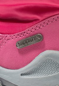 Kappa - WEAM TEX - Snowboot/Winterstiefel - pink/grey - 2