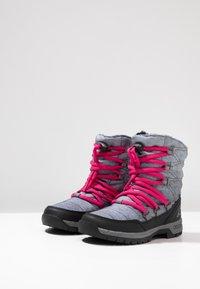 Kappa - SVEBERG - Stivali da neve  - ice/pink - 3