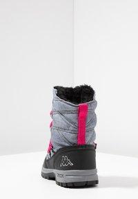 Kappa - SVEBERG - Stivali da neve  - ice/pink - 4