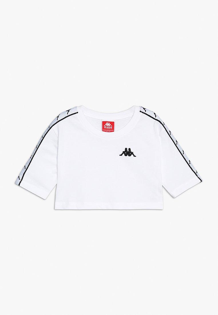 Kappa - ELENI - T-shirts print - white