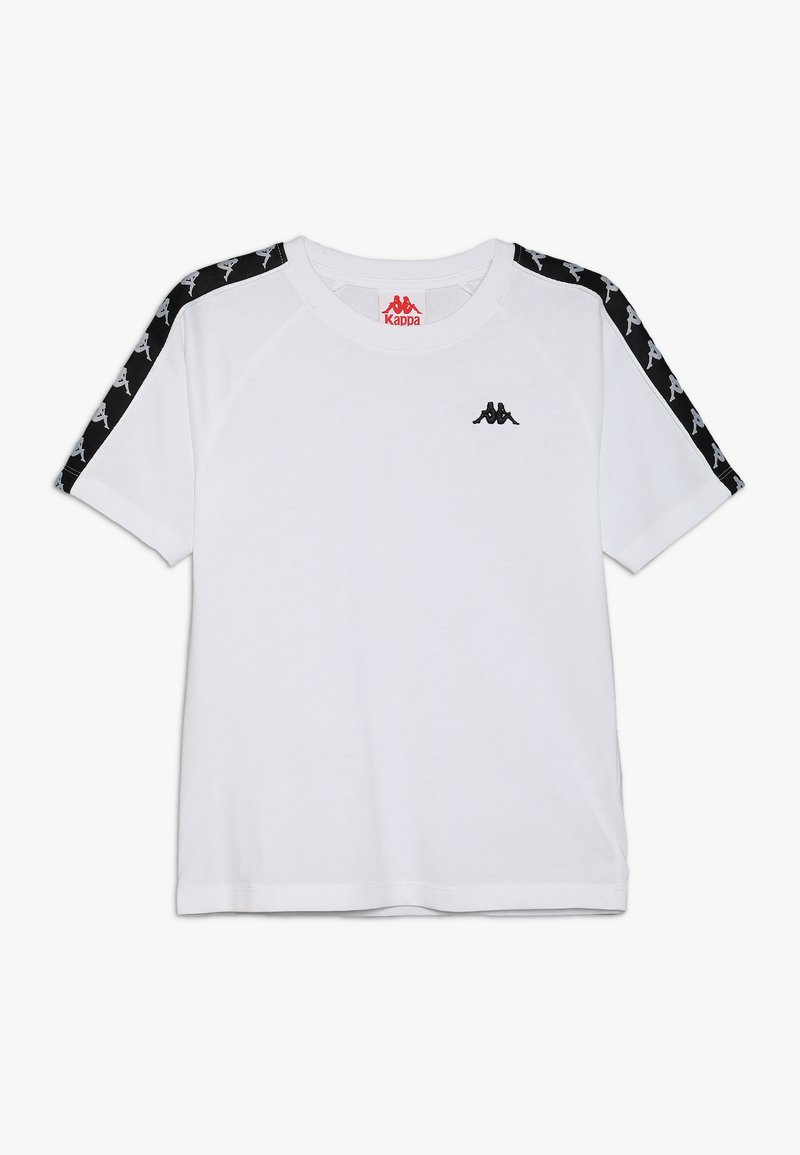 Kappa - FINLEY - T-shirt print - bright white