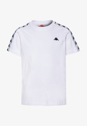 GRENNER - T-shirt imprimé - bright white
