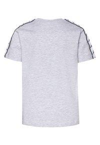 Kappa - GRENNER - T-shirt print - high-rise melange - 1