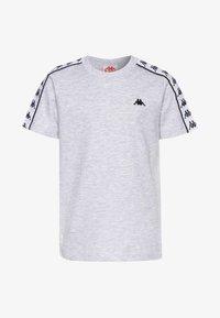 Kappa - GRENNER - T-shirt print - high-rise melange - 0