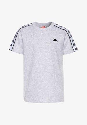 GRENNER - T-shirt imprimé - high-rise melange