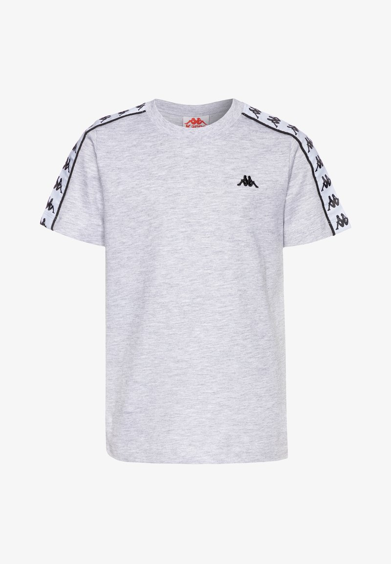 Kappa - GRENNER - T-shirt print - high-rise melange