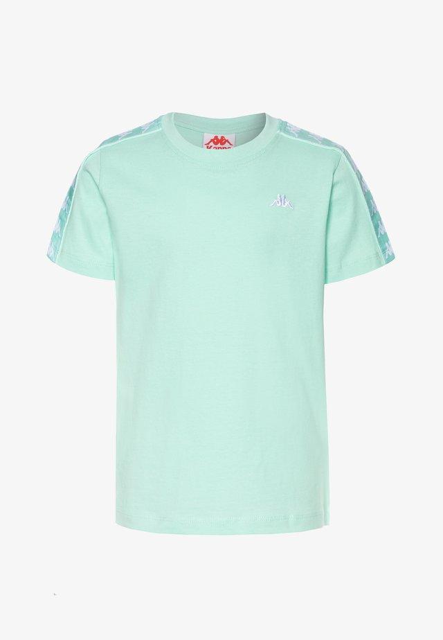 GRENNER - T-shirt print - yucca