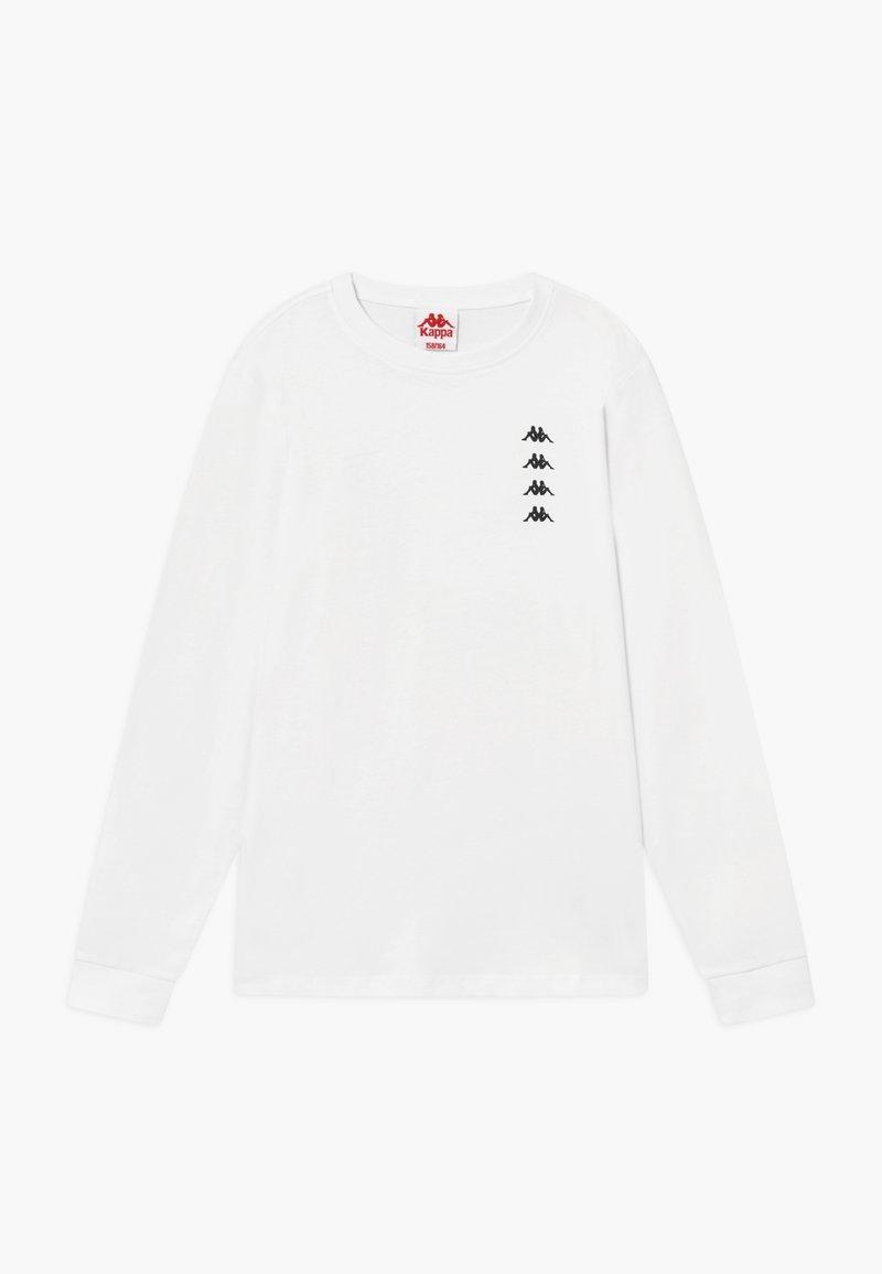 Kappa - GRANDALF - Long sleeved top - bright white