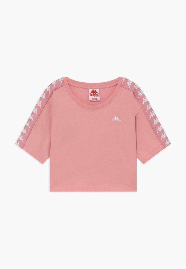 GLANDA - T-shirt con stampa - coral blush