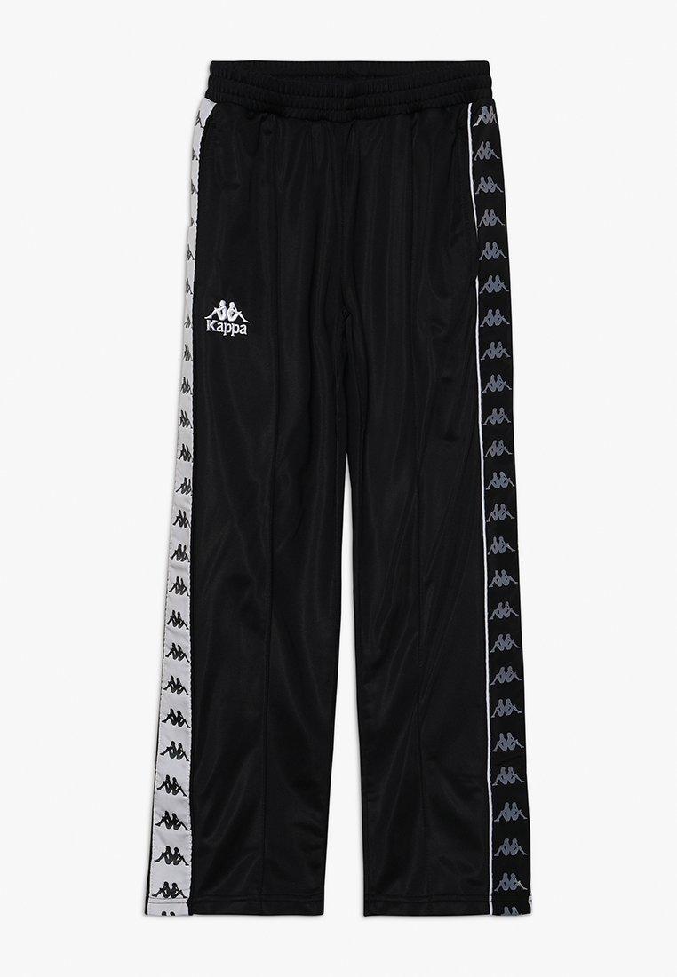 Kappa - ENNO - Pantalones deportivos - black