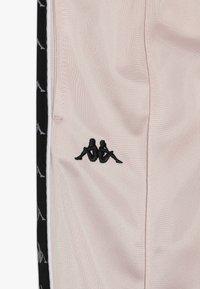 Kappa - FAE - Teplákové kalhoty - sepia rose - 4