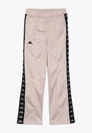 FAE - Pantalones deportivos - sepia rose