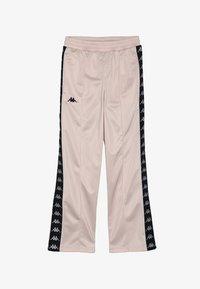 Kappa - FAE - Teplákové kalhoty - sepia rose - 3