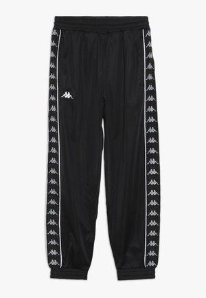 FERGUS - Pantalones deportivos - caviar