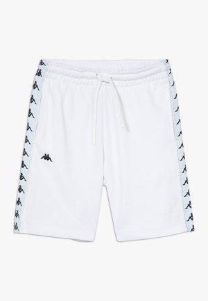 GAWINJO - Pantaloncini sportivi - bright white