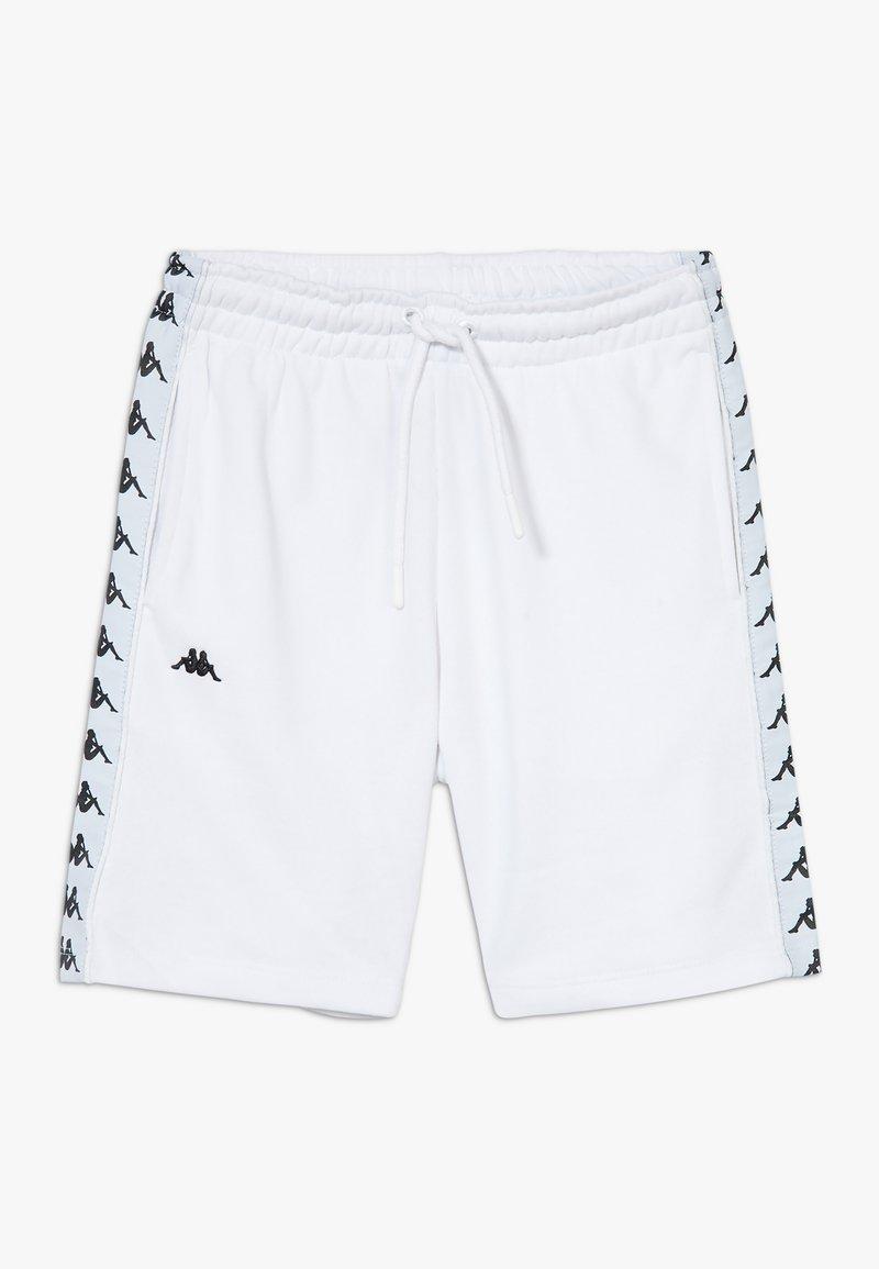 Kappa - GAWINJO - Short de sport - bright white