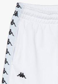 Kappa - GAWINJO - Short de sport - bright white - 3