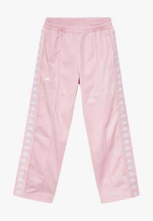 GELANIA - Tracksuit bottoms - coral blush
