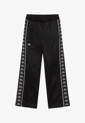 GELANIA - Pantalones deportivos - caviar