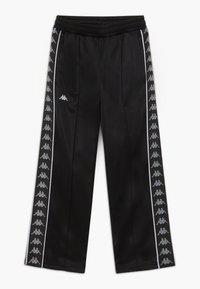 Kappa - GELANIA - Teplákové kalhoty - caviar - 0