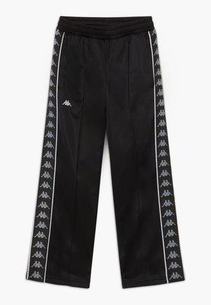 GELANIA - Teplákové kalhoty - caviar