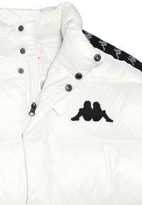 Kappa - FRANCIS - Winterjas - bright white - 4