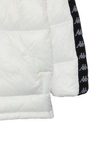 Kappa - FRANCIS - Winterjas - bright white - 2